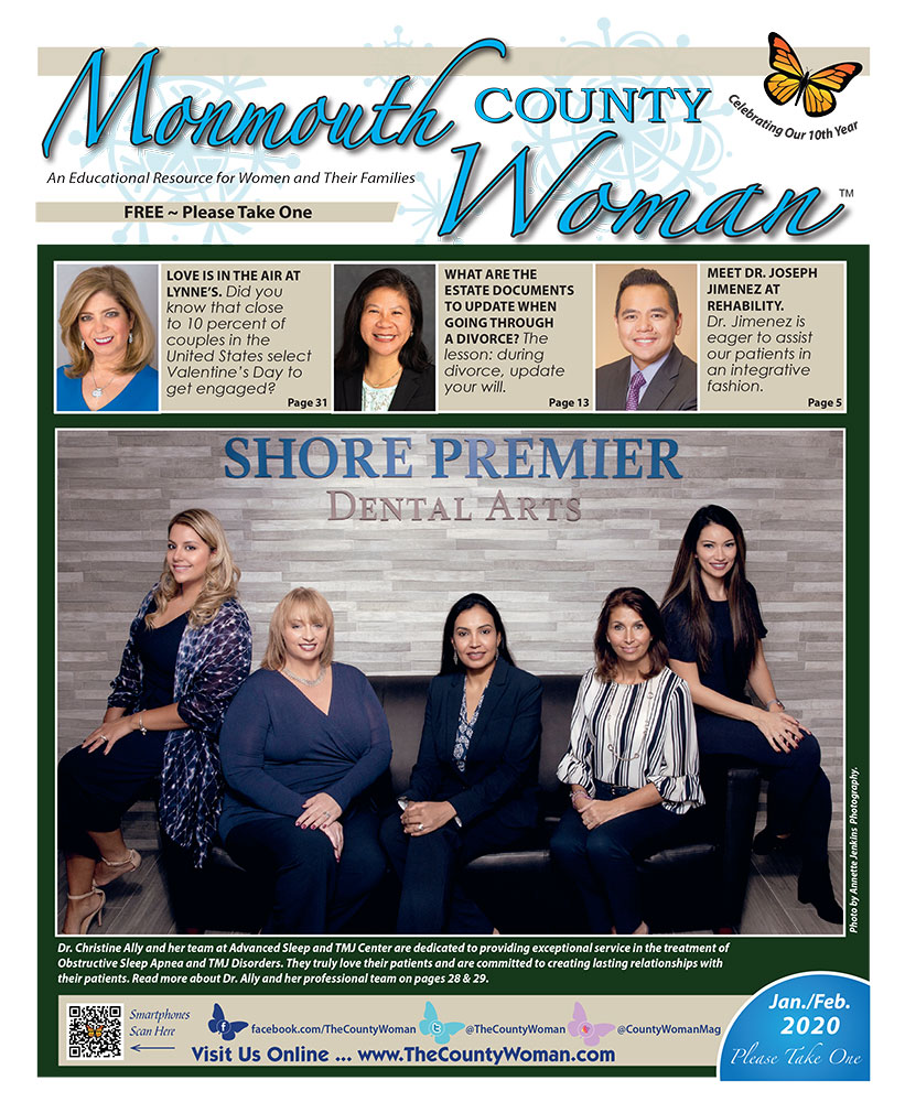 Monmouth County Woman Magazine